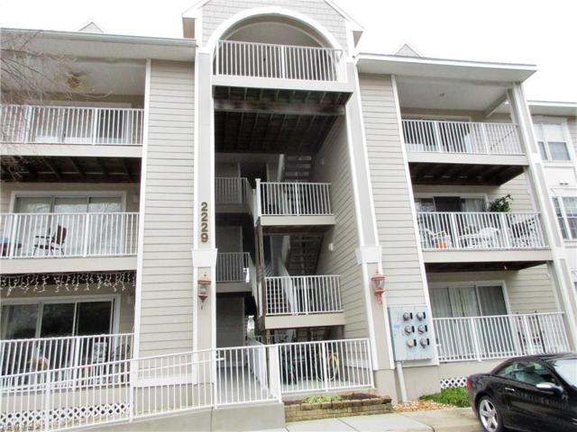 2229 Lesner Cres #102, Virginia Beach, VA 23451 (#10233585) :: Austin James Real Estate