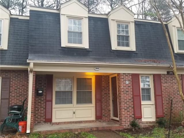 394 Circuit Ln C, Newport News, VA 23608 (#10233693) :: Austin James Realty LLC