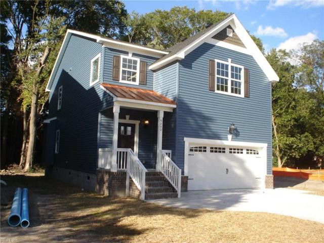 644 Dale St, Hampton, VA 23661 (#10233830) :: Coastal Virginia Real Estate