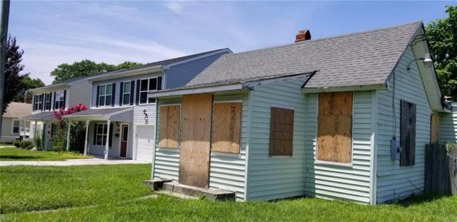 3607 Shell Rd, Hampton, VA 23661 (#10233978) :: Chad Ingram Edge Realty
