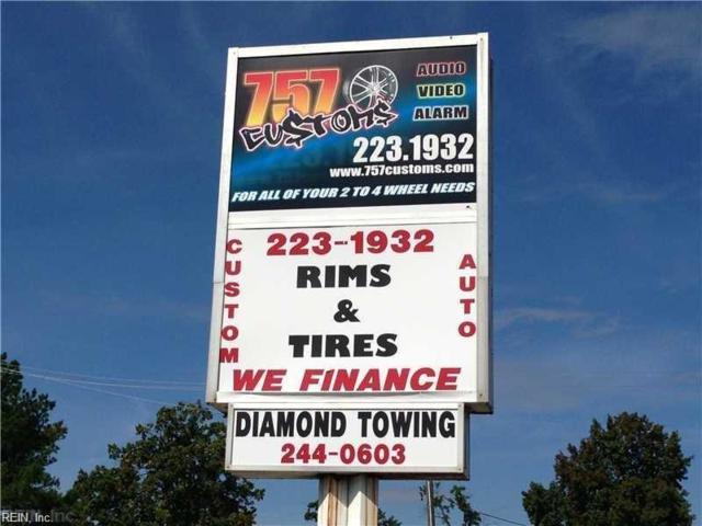 5933 Jefferson Ave, Newport News, VA 23605 (#10233992) :: 757 Realty & 804 Homes