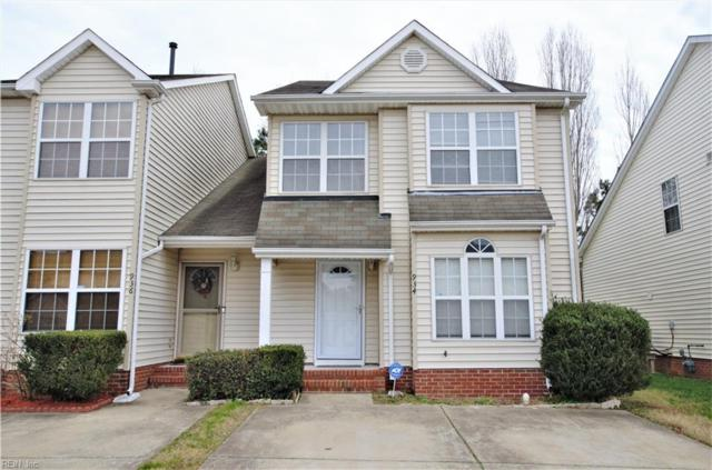 934 Allendale Dr, Hampton, VA 23669 (#10234151) :: Berkshire Hathaway HomeServices Towne Realty