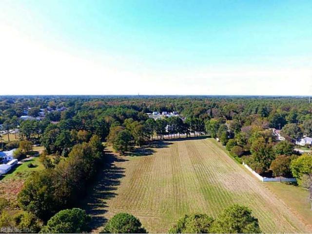 114 Hall Rd, Hampton, VA 23664 (#10234257) :: Austin James Real Estate