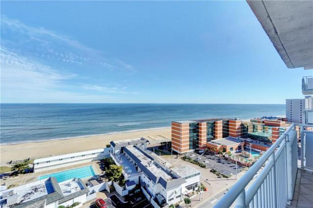 4004 Atlantic Ave #1303, Virginia Beach, VA 23451 (#10234270) :: Atkinson Realty