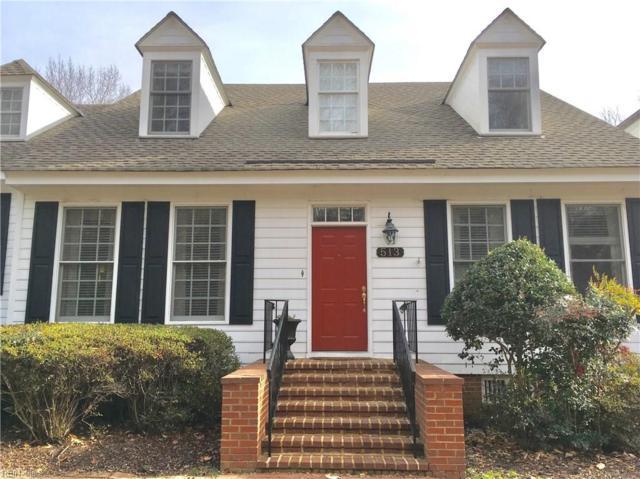 513 Dogleg Dr, James City County, VA 23188 (#10234342) :: 757 Realty & 804 Homes