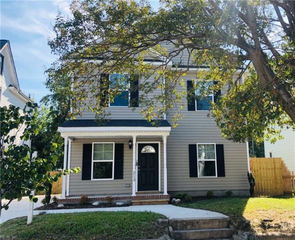 213 East Indian River Rd, Norfolk, VA 23523 (#10234528) :: Austin James Real Estate