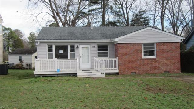 64 Claremont Ave, Hampton, VA 23661 (#10234589) :: The Kris Weaver Real Estate Team
