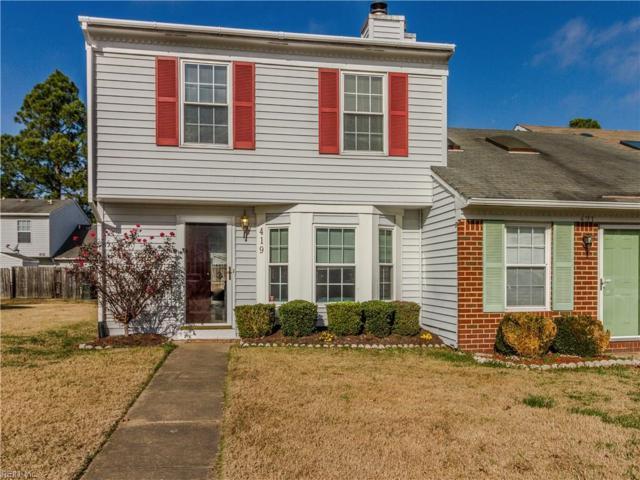 419 Hollomon Dr, Hampton, VA 23666 (#10234704) :: Austin James Real Estate