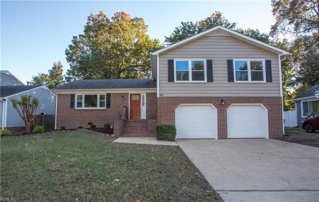 65 Michaels Woods Dr, Hampton, VA 23666 (#10234764) :: Berkshire Hathaway HomeServices Towne Realty
