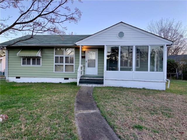 3712 Greenwood Dr, Portsmouth, VA 23701 (#10234786) :: Reeds Real Estate