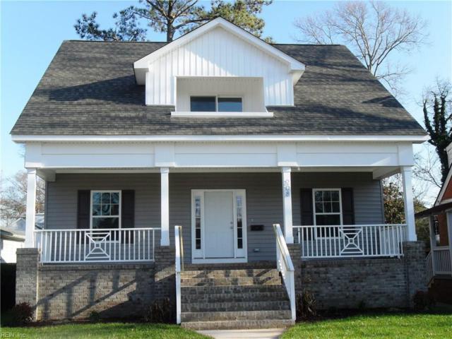 208 Fourth St N, Hampton, VA 23664 (MLS #10234803) :: AtCoastal Realty