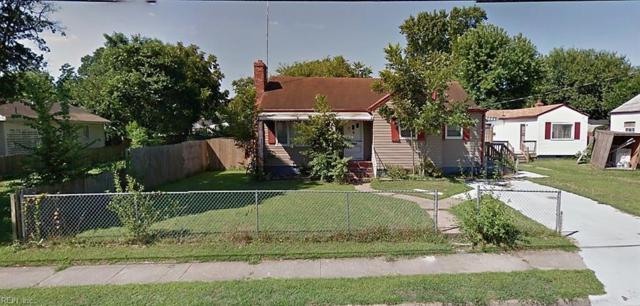 619 Teach St, Hampton, VA 23661 (#10234805) :: Vasquez Real Estate Group