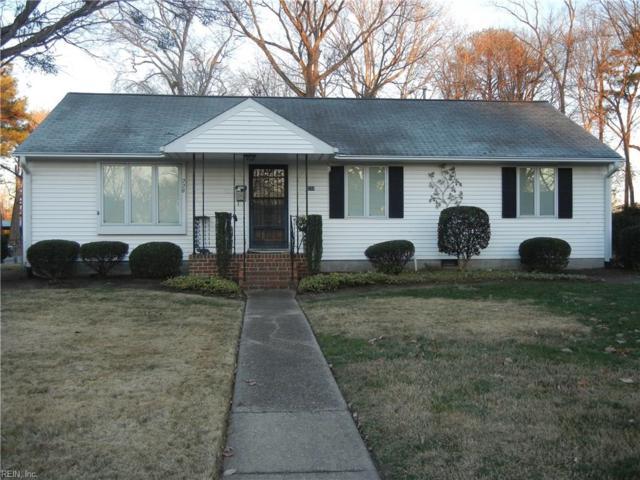 228 Winchester Dr, Hampton, VA 23666 (MLS #10234839) :: AtCoastal Realty