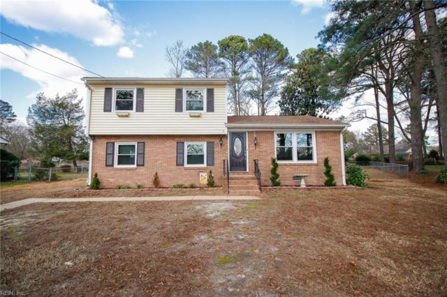 128 Kitty Dr, York County, VA 23692 (#10234889) :: Austin James Real Estate