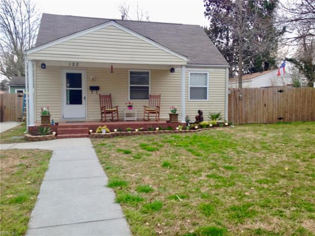 120 Byers Ave, Portsmouth, VA 23701 (#10235030) :: The Kris Weaver Real Estate Team