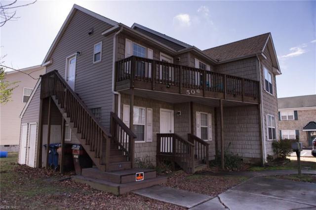 504 Norfolk Ave, Virginia Beach, VA 23451 (#10235068) :: Austin James Real Estate