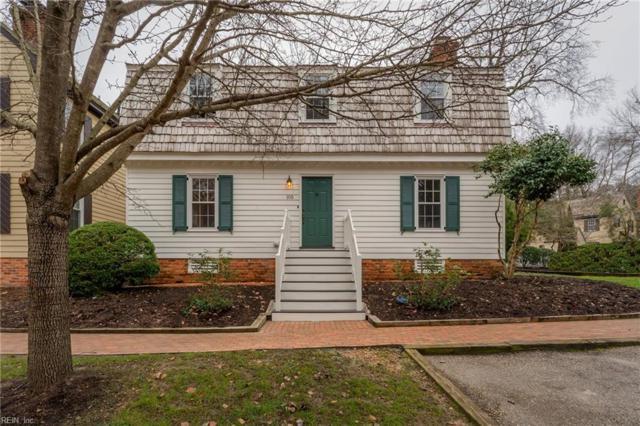 105 Edward Wakefield, James City County, VA 23185 (#10235075) :: Reeds Real Estate