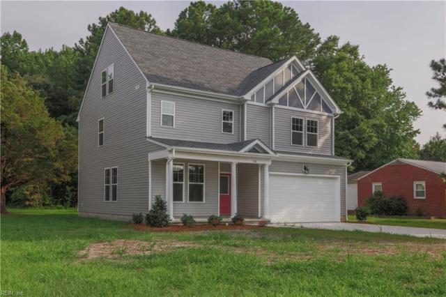 30-2 Forrest Rd, Poquoson, VA 23662 (#10235137) :: 757 Realty & 804 Homes