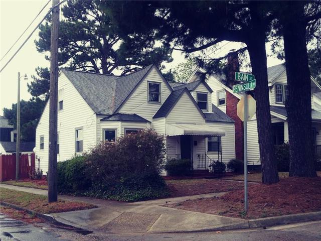 1601 Bain St, Portsmouth, VA 23704 (MLS #10235163) :: AtCoastal Realty