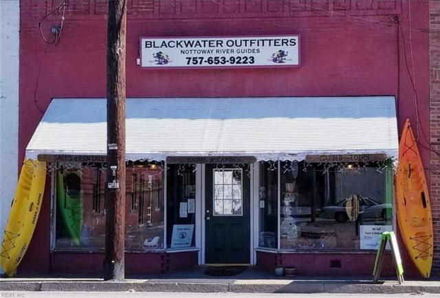 22225 Main St, Southampton County, VA 23837 (MLS #10235198) :: AtCoastal Realty