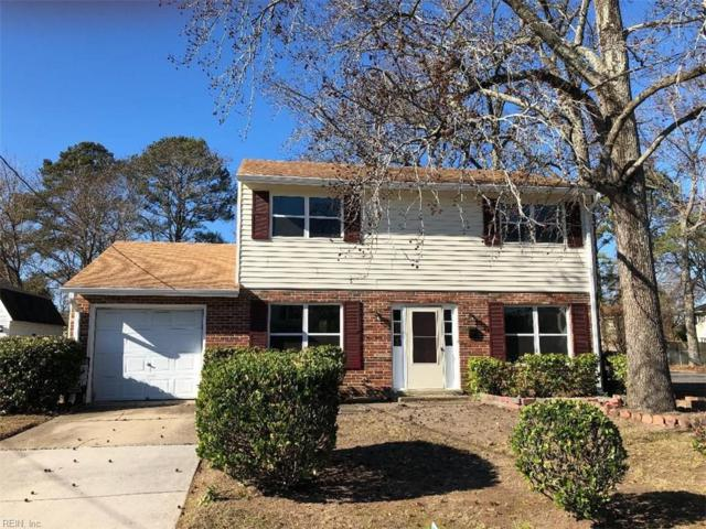 110 Hidalgo Dr, Hampton, VA 23669 (#10235328) :: Abbitt Realty Co.