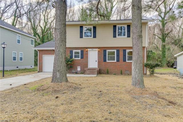 509 Homeland St, Hampton, VA 23661 (#10235363) :: Coastal Virginia Real Estate