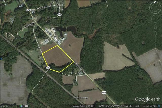17ac General Mahone Hwy, Sussex County, VA 23888 (MLS #10235442) :: Chantel Ray Real Estate