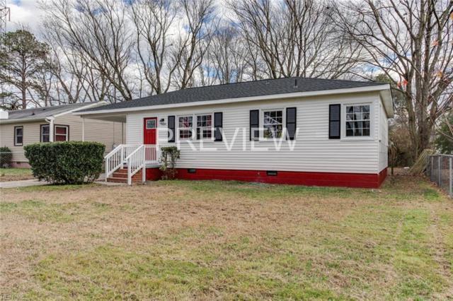 1124 78th St, Newport News, VA 23605 (#10235630) :: Vasquez Real Estate Group