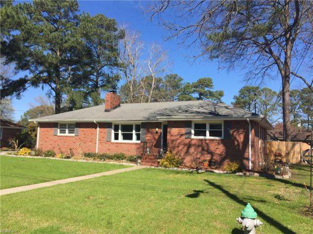 4912 Briarwood Ln, Portsmouth, VA 23703 (#10235923) :: Berkshire Hathaway HomeServices Towne Realty