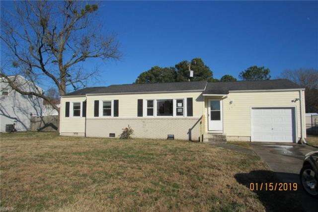 828 Holly Hedge Ave, Virginia Beach, VA 23452 (#10235937) :: Coastal Virginia Real Estate
