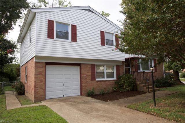 119 Tanglewood Dr, Hampton, VA 23666 (#10235969) :: Abbitt Realty Co.
