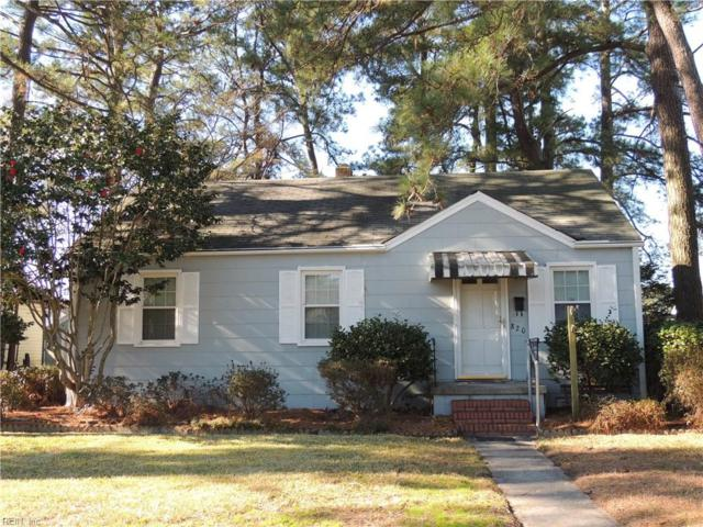 820 Cambridge Ave, Portsmouth, VA 23707 (#10236028) :: The Kris Weaver Real Estate Team