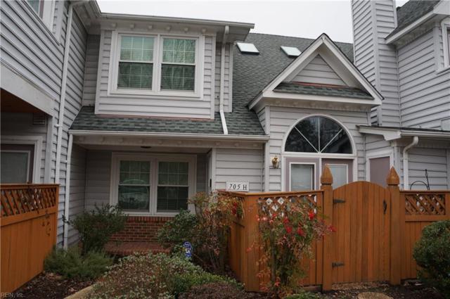 705 Rapidan River Ct H, Chesapeake, VA 23320 (#10236098) :: Austin James Real Estate