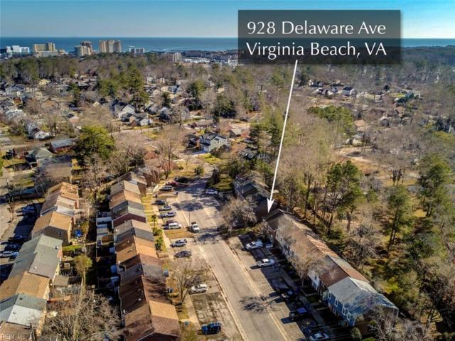 928 Delaware Ave, Virginia Beach, VA 23451 (#10236153) :: RE/MAX Central Realty