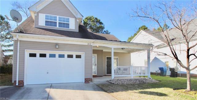 2612 Einstein Dr, Virginia Beach, VA 23456 (#10236163) :: Austin James Real Estate