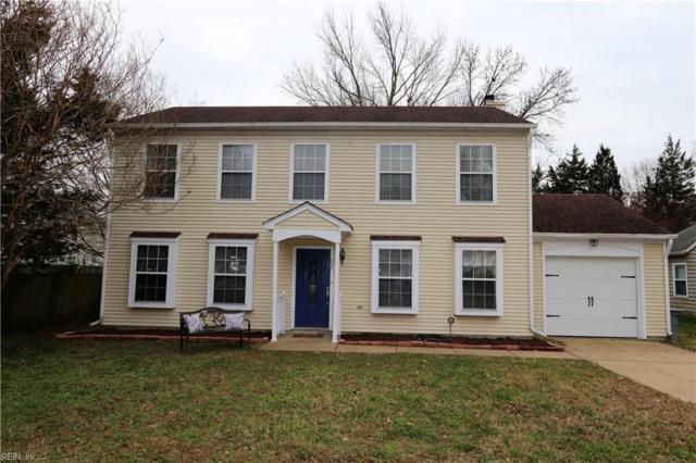 111 Benjamin Ter, Hampton, VA 23666 (#10236435) :: Coastal Virginia Real Estate