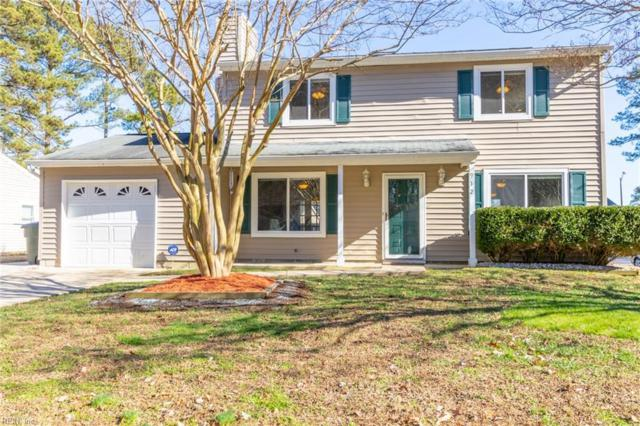 912 Cherry Creek Dr, Newport News, VA 23608 (#10236551) :: Atlantic Sotheby's International Realty