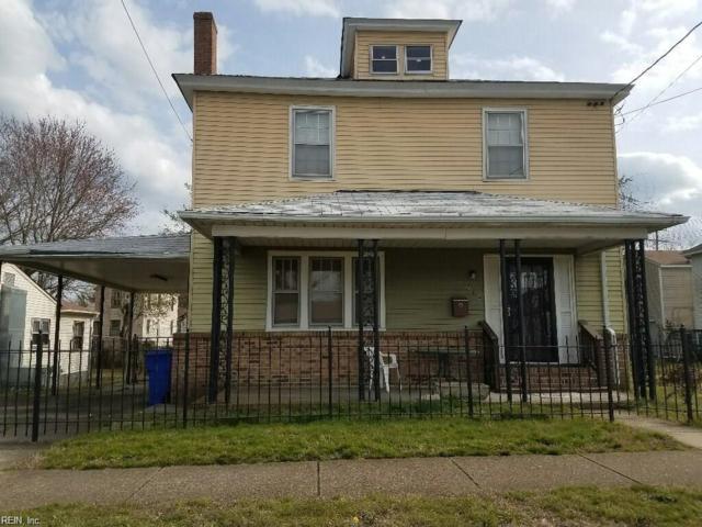 714 Hampton Ave, Newport News, VA 23607 (#10236598) :: The Kris Weaver Real Estate Team