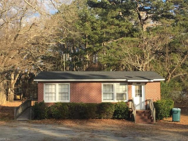 22031 Main St, Southampton County, VA 23837 (#10236705) :: The Kris Weaver Real Estate Team