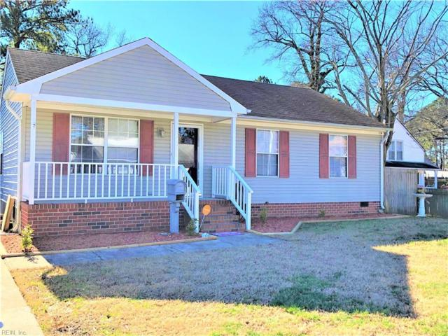 4303 Griffin St, Portsmouth, VA 23707 (#10236706) :: Austin James Real Estate