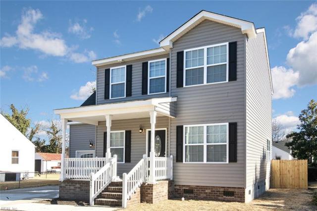 1305 Marshall Ave, Portsmouth, VA 23704 (MLS #10236982) :: AtCoastal Realty