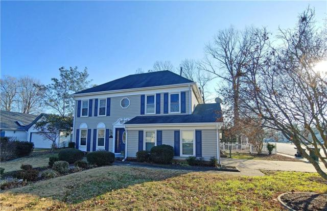 7 Rattray Dr, Hampton, VA 23666 (#10237024) :: Atlantic Sotheby's International Realty