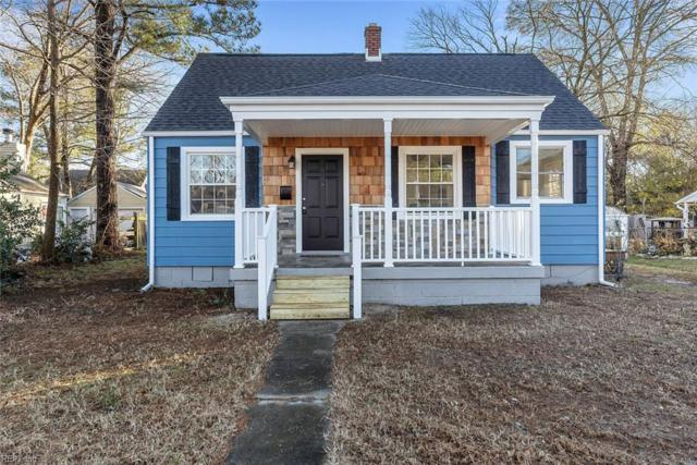 3509 Creig St, Portsmouth, VA 23707 (#10237280) :: Berkshire Hathaway HomeServices Towne Realty