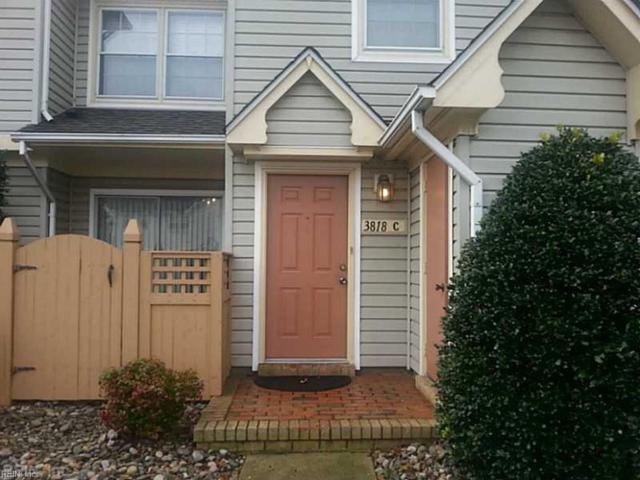 3818 Rivanna River Rch C, Portsmouth, VA 23703 (#10237463) :: Austin James Real Estate