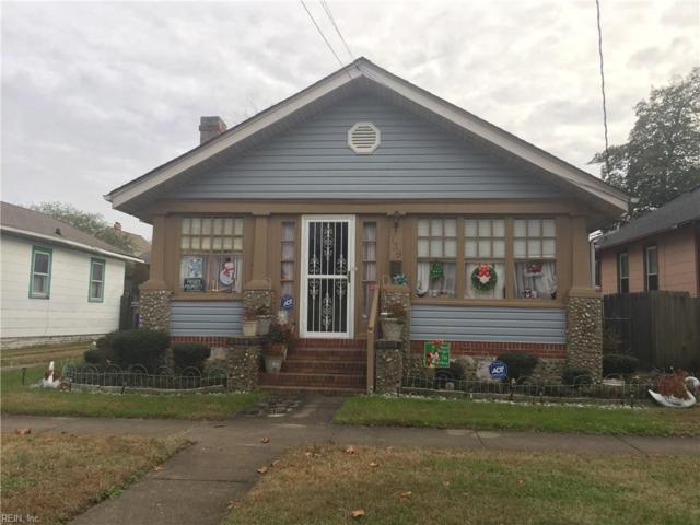 739 E 28th St, Norfolk, VA 23504 (MLS #10237530) :: AtCoastal Realty