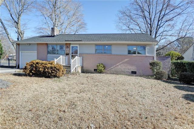 121 Pennwood Dr, Hampton, VA 23666 (#10237649) :: Abbitt Realty Co.