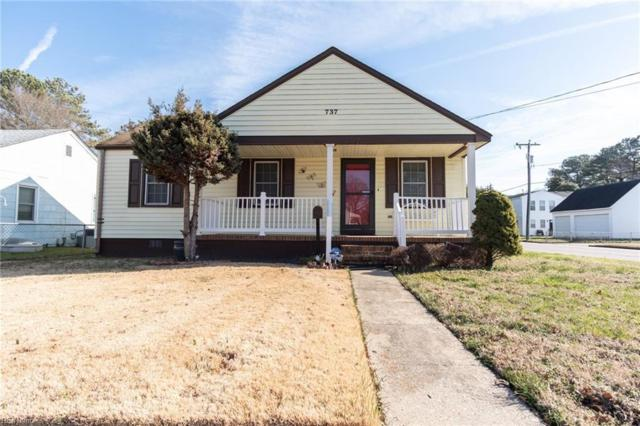 737 Cambridge Ave, Portsmouth, VA 23707 (#10237704) :: Berkshire Hathaway HomeServices Towne Realty