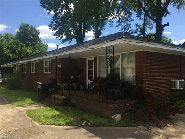 2106 Rodman Ave, Portsmouth, VA 23707 (MLS #10237791) :: AtCoastal Realty