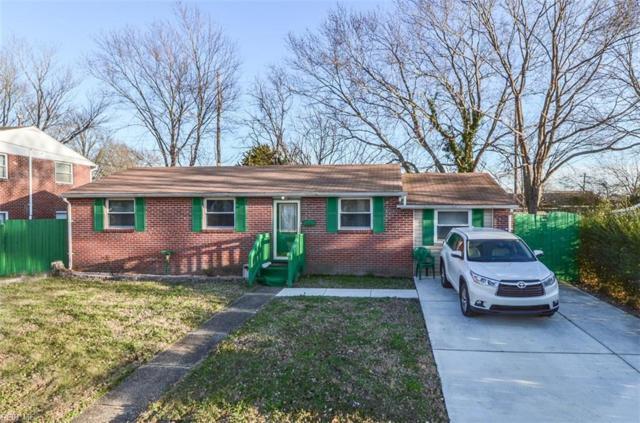 2012 Winfree Rd, Hampton, VA 23663 (#10237964) :: Abbitt Realty Co.