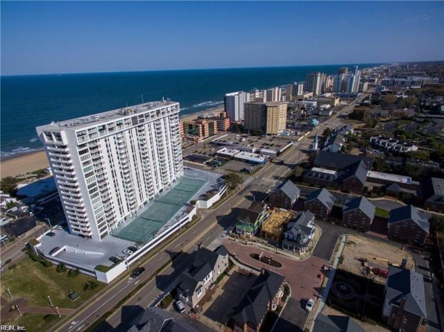 4004 Atlantic Ave Ph2, Virginia Beach, VA 23451 (#10238047) :: Atlantic Sotheby's International Realty
